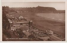 POSTCARD  SCARBOROUGH  Spa and South Bay