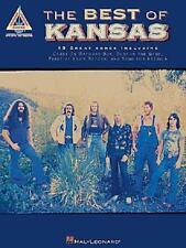 KANSAS KERRY LIVGREN GUITAR TAB MUSIC SONG BOOK NEW