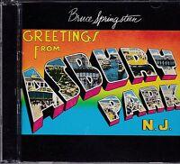 BRUCE SPRINGSTEEN - GREETINGS FROM ASBURY PARK N.J. - CD - NEW -