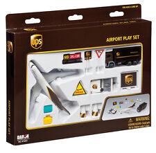 DARON TOYS #4341 - UPS Airport Play Set - RT4341
