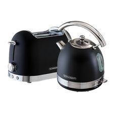 Toaster 0166.90020 Wasserkocher 8598.90020 ETA Set Ela schwarz