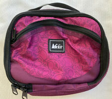 Rei Small Travel Bag Purple Toiletries Nwot