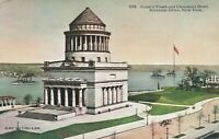 NEW YORK CITY – Grant's Tomb and Claremont Hotel Riverside Drive