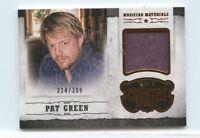 Pat Green 2014 Panini Country Music Musician Materials Worn Material #D /399