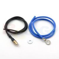 BOOSTER CABLE SET FOR SINGLE CYLINER # OS72200200 **O.S. Engines Genuine Parts**