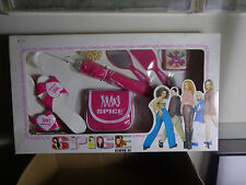 * Spice Girls-GIRL POWER Dress UP Box set-shoes/purse/umbrella/brush/comb/makeup