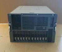 HP ProLiant ML530 G2 2x Xeon 2.40GHz 3GB Ram 3292GB HDD 12x 3.5'' 6U Rack Server