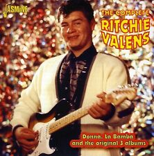 Ritchie Valens - Complete Recordings [New CD]