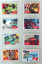 1966 Topps BATMAN A Red Bat PUZZLE BACK CARDS #15A 17A 19A 20A 22A 23A 26A 29A