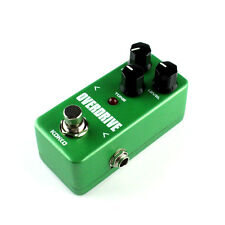 Mini Vintage Overdrive Guitar Effect Pedal Overload Guitar Stompbox FOD3 UR