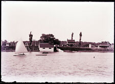LATE1800s GLASS NEGATIVE, PARKER RIVER, MASSACHUSETTS, #4 OF 5 as seen in pics