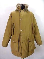 Authentic Woolrich Arctic Parka, Size L, Padded Parka, warm down coat NDR418