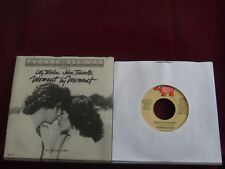"""YVONNE ELLIMAN """"Moment By Moment"""" w/Pic RSO 915"""