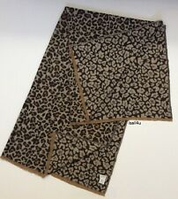 J.Crew Factory Brushed Blanket-Scarf In Leopard NWT One Size