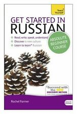 Get Started in Russian Pack : Absolute Beginner Course by Rachel Farmer...