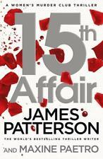 15th Affair von James Patterson (2016, Taschenbuch)