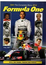 The Complete Story Of Formula One 1950-2014 (large paperback)