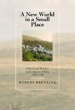 A New World in a Small Place : Church & Religion in the Diocese of Rieti, 1188-