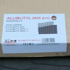 AUDIO SYSTEM ALUBUTYL Mix EVO ALUBUTYL - Dämmaterial mit starker Aluschicht
