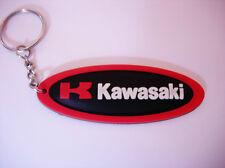 KAWASAKI Red color keyrings - keychains - porte clefs - portachiavi - llaveros