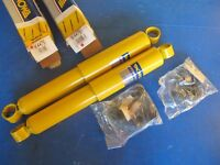 2 Shock Absorbers Rear Gas Monroe Gas-Magnum 4x4 For Toyota Land Cruiser Pzj