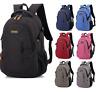 """NEW Waterproof Travel Backpack Men 15""""Laptop multifunction Outdoor School Bag FS"""
