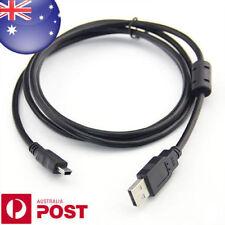 USB Cable For CANON EOS 1D Mark ll 5D 10D 20D 30D 40D 300D UC-E4/5 QUALITY Z443