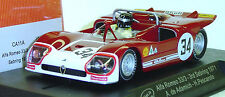 SLOT IT SICA11A ALFA ROMEO SEBRING 1971 NEW 1/32 SLOT CAR FACTORY SEALED DISPLAY