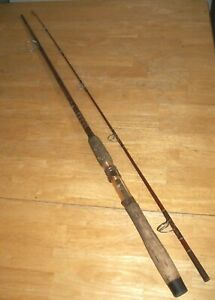 Vintage PLS65 Fenwick 6.5' Spinning Rod Pole 6-12 Line  Fiberglass Fishing
