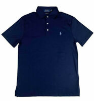 Polo Ralph Lauren Men's Custom Slim Fit Stretch Mesh Polo Shirt Size S New