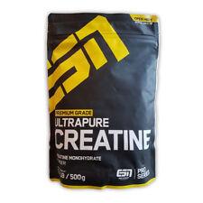 ESN Ultrapure Creatine 500 g Muskelaufbau Kreatin Monohydrat Premium Grade