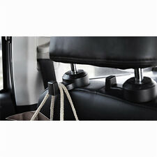 2Pcs Universal Car Truck Suv Seat Back Hanger Organizer Hook Headrest Holder LJ