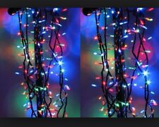 100mixed colour(RGB) LED waterproof graden or christmas light 10M In & Outdoor