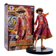 Anime One Piece Monkey·D·Luffy PVC Action Figure Collection Figurine Toy 17CM