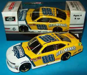 Chase Elliott 2018 Hellmann's #88 Nationwide JR Camaro 1/64 NASCAR Diecast