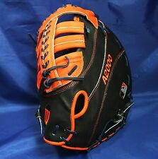 "Wilson A20RB16MC24GM(12"") First Base Mitt (Left-Handed Thrower)"