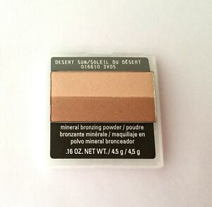 NIB Mary Kay Mineral Bronzing Powder Desert Sun - Rare - FREE SHIPPING!