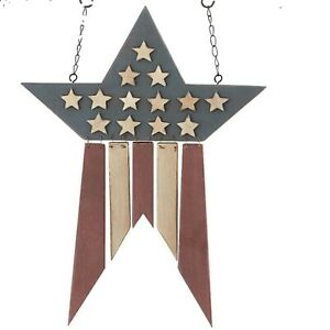 Americana Star with Hanging Slats Arrow Replacement  – Arrow Hanger NOT included