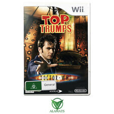 Dr Who Top Trumps (Wii & Wii U) PAL - Puzzle