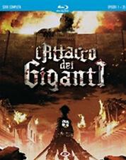 L'attacco dei Giganti - Serie Completa (4 Blu-Ray Disc)