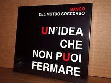 BANCO DEL MUTUO SOCCORSO Un'Idea che non Puoi Fermare Box 2CD NUOVO SIGILLATO!!!