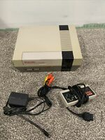 Nintendo Entertainment System Console Set NES