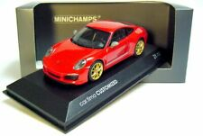 1:43 MINICHAMPS 2019 PORSCHE 911 991 II Carrera T car.tima CUSTOMIZED LE 33 pcs.