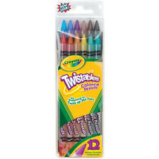 Crayola 12 Ct Twistables Colored Pencils 68-7408 - FREE SHIPPING