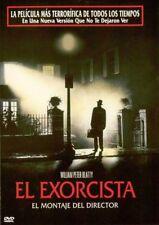 EL EXORCISTA. dvd ( Montaje del director. ) Español-Ingles