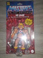 💥NEW 2020 Masters of the Universe Origins Walmart He-Man Battle Figure💥 MOTU