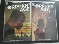 Orphan Age #1 & #2 (Aftershock) NM Condition, Free Shipping!