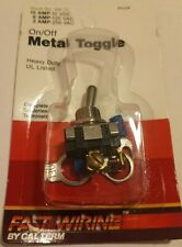 New Listingnew Calterm 41700 Metal On Off Toggle Switch 1899426