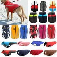 Haustier Hund Wintermantel Hundemantel Warm Weste Outdoor Jacken Mantel Kleidung