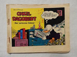 Disney Sammelcomic - Onkel Dagobert - Der verlorene Zehner - 60er Jahre  (69)